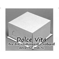 Коробка для торта 300х300х450 мм