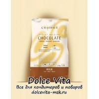 Молочный шоколад Callebaut (select). Содержание какао-продуктов 33,6%