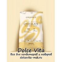 Белый шоколад Callebaut (select). Содержание какао 33%.
