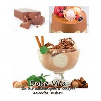 Молочно-ореховый шоколад Reno Gianduja  (Джандуйя) Latte 27%