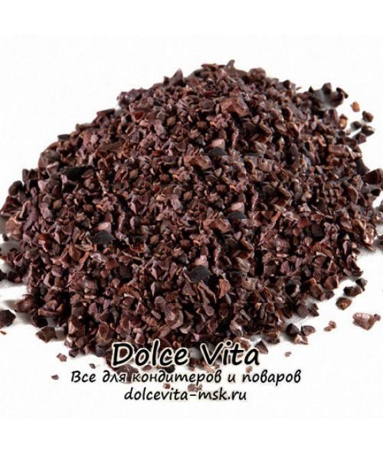 Дробленые какао бобы
