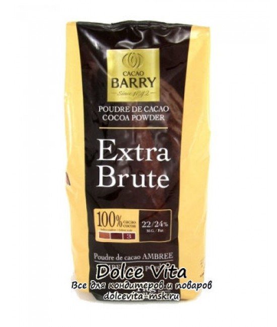 Какао порошок Cacao Barry