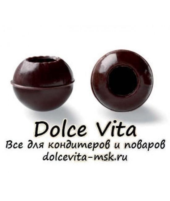 Капсулы для трюфелей Chocolate Masters темный шоколад