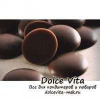 Кондитерская глазурь (шоколадная) лауринового типа плита, дропсы
