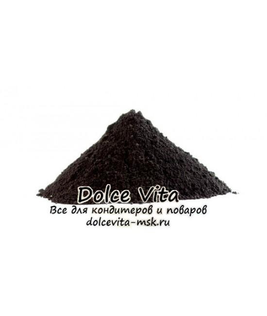 Краситель сухой водорастворимый черный (цвет черный) (ожидается)
