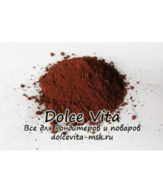 Краситель сухой водорастворимый цвет шоколадно-коричневый