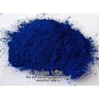Краситель сухой водорастворимый Патентованный голубой цвет (от небесно-голубого до чернильного)