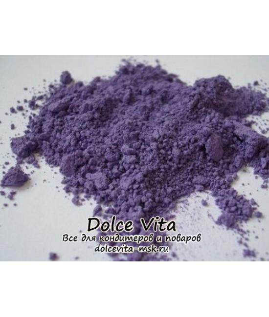 Лак краситель жирорастворимый в порошке Индиго кармин ( от чернильного до темно фиолетового)
