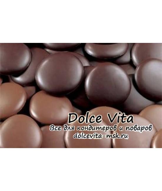 Кондитерская глазурь молочная (шоколадная) лауринового типа плита, дропсы