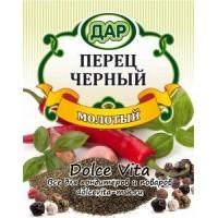 Перец черный молотый 50 гр (ожидается)